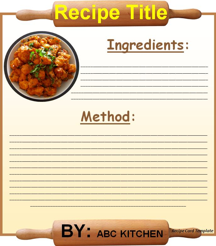 Free Cookbook Template Microsoft Word from www.samplestemplates.org