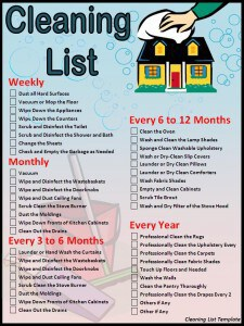Cleaning-List-template-225x300